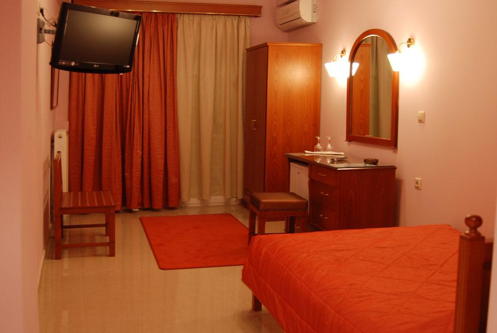 Η νέα πτέρυγα του ξενοδοχείου μας στην Καρδίτσα
